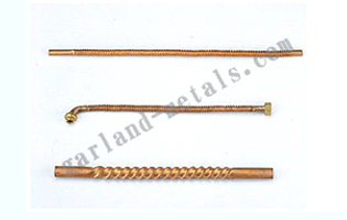 flexible copper tubes