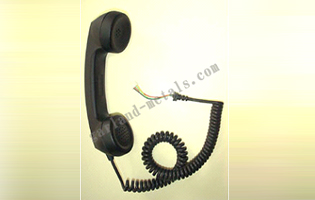 dim surface payphone/public phone handset