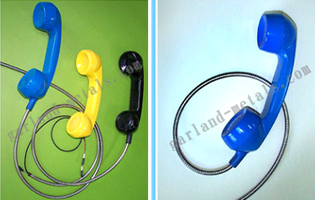 complete payphone/public phone handsets